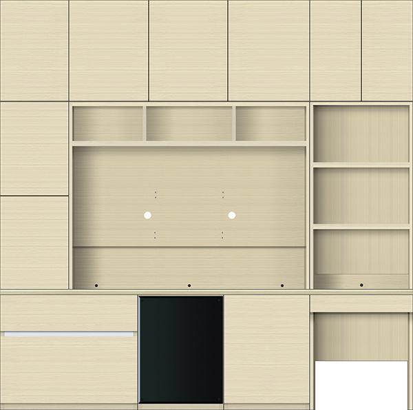 壁面ユニットボード