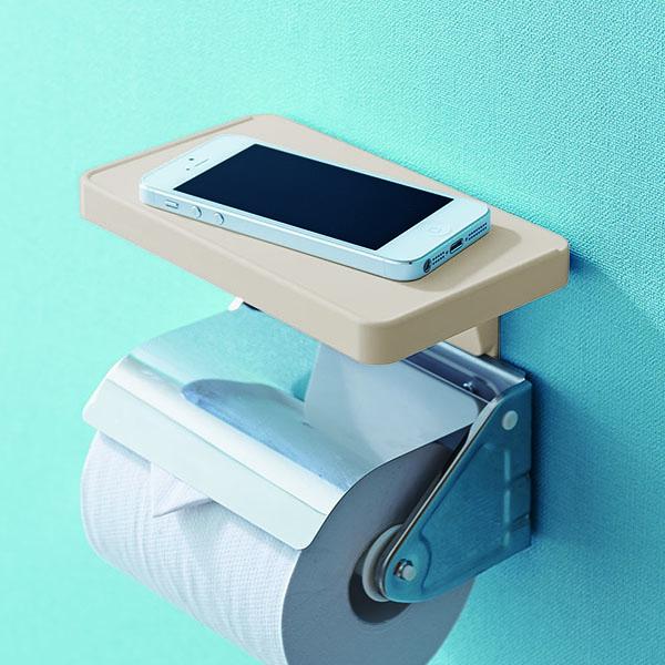 トイレ収納ラックの画像