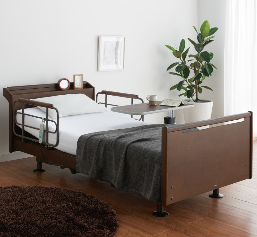 リクライニングベッド(2モーター+昇降)