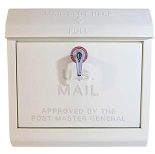 TK-2075 USメールボックス CRの画像