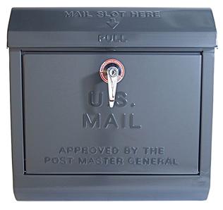 TK-2075 USメールボックス DGYの画像