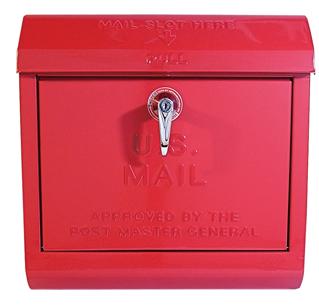 TK-2075 USメールボックス RDの画像
