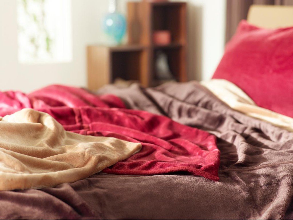フォーション毛布