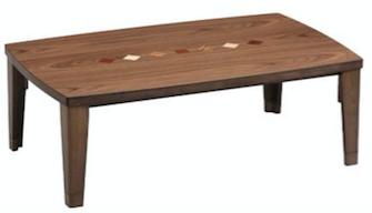 チョコ(16) 105コタツテーブル BRの画像
