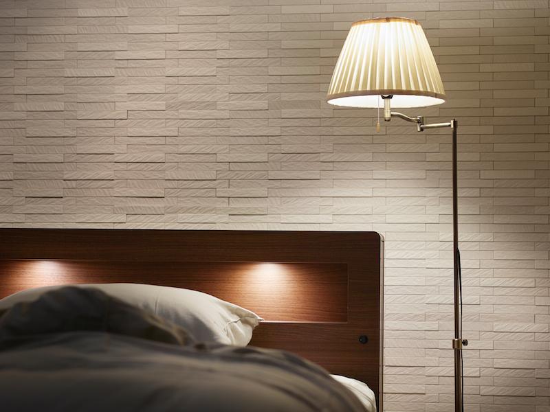 ホテルスタイルベッドルーム