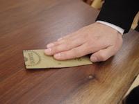 オイル塗装のテーブルのメリット・デメリット