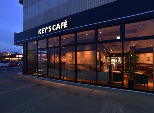 岡崎店 KEY'S CAFE