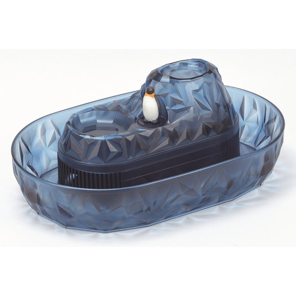 流氷 ペンギンそうめん流し器