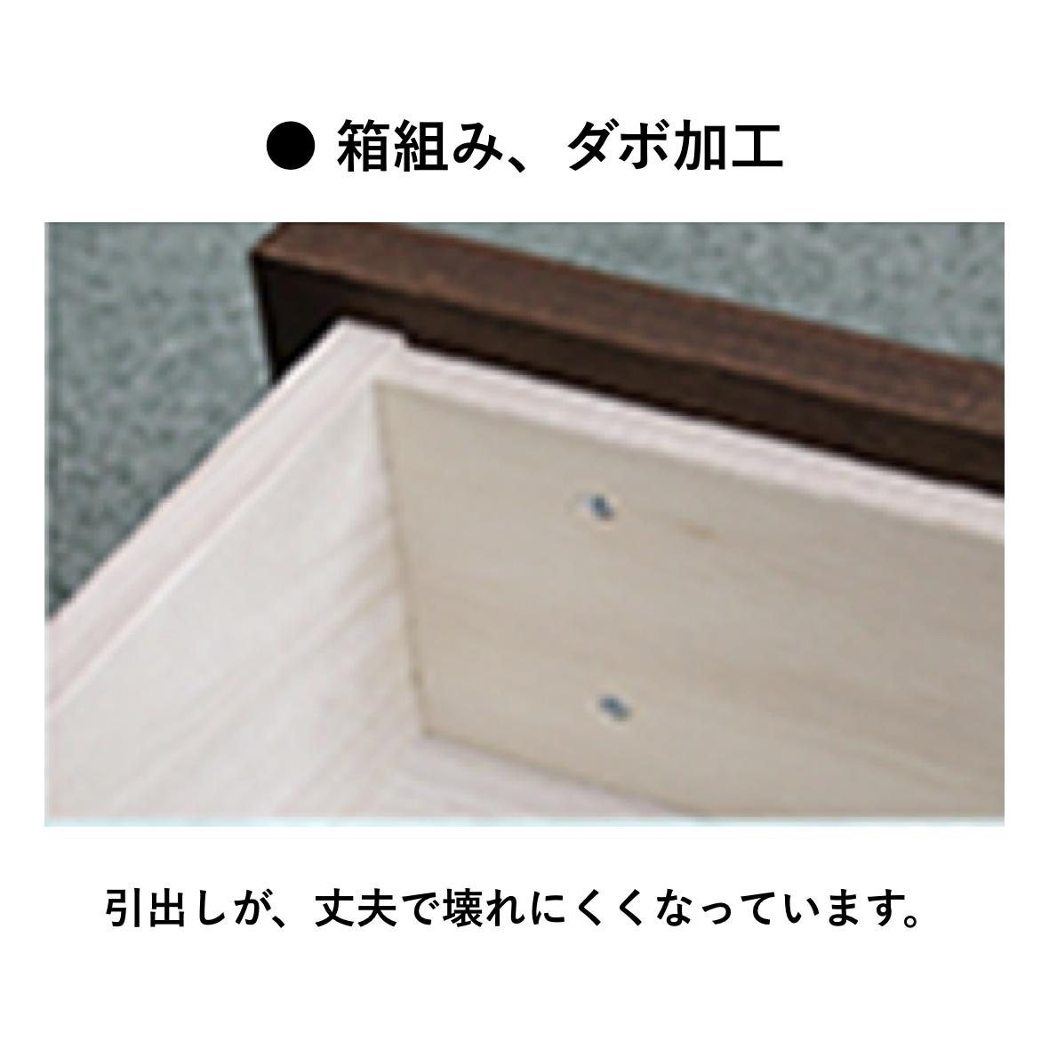 箱組み ダボ加工