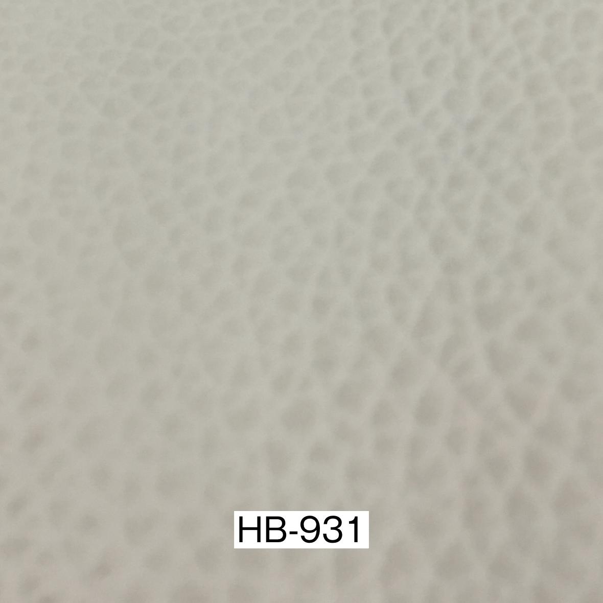 ERベイカー2 HB931革サンプル