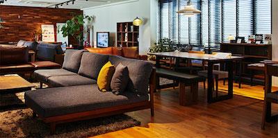 ファニチャードーム取り扱い家具ブランド MasterWal