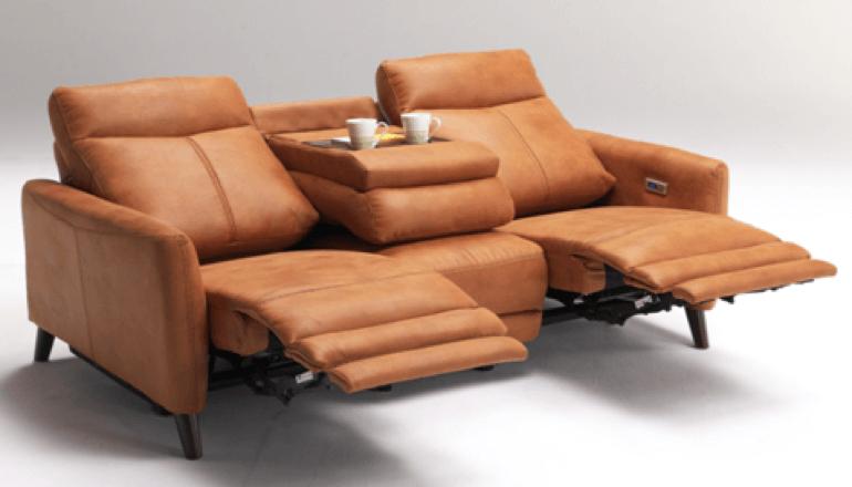 BM019 電動リクライニングソファ