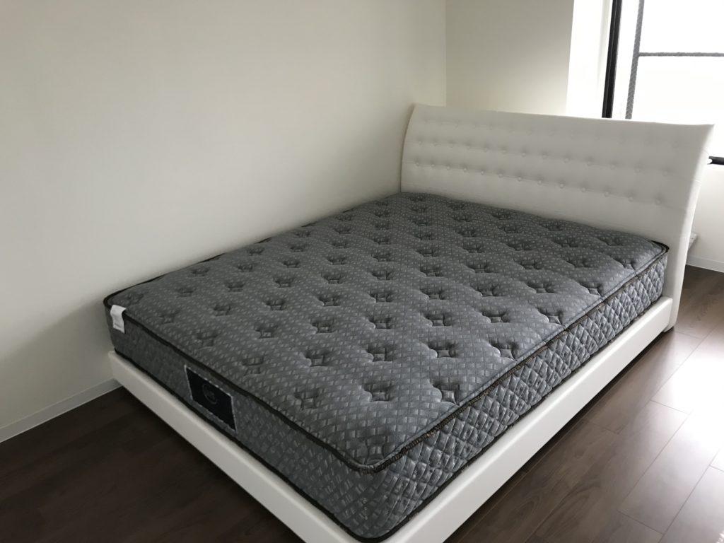 ベッド 納品事例