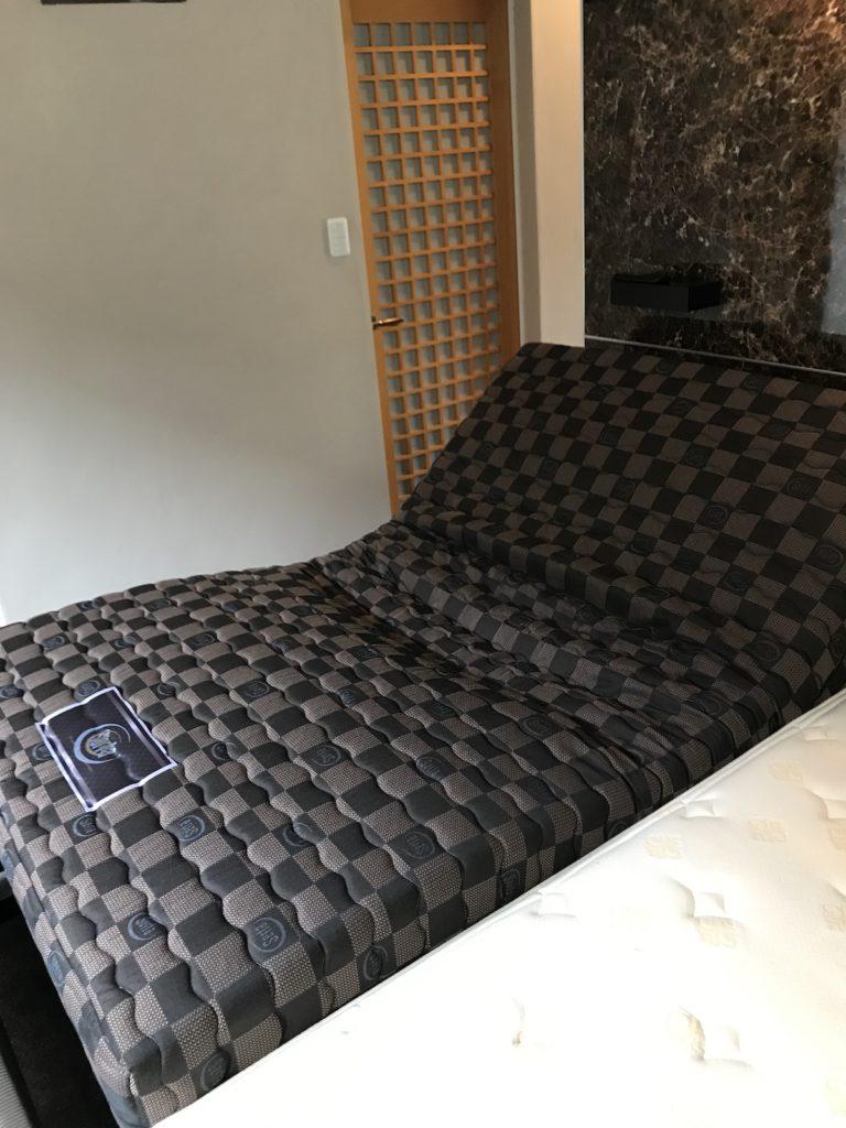 サータ 電動リクライニングベッド 納品事例