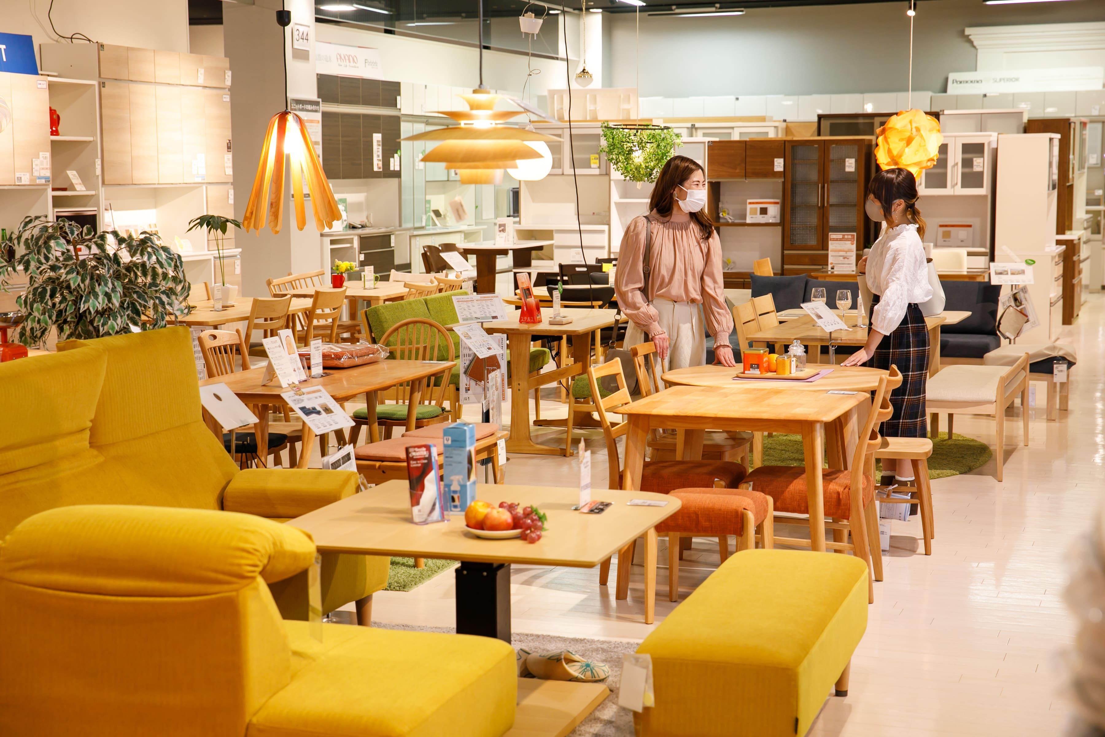 お気に入りの家具や雑貨との出会いに心弾む♪ トレンドを抑えた充実の品ぞろえのファニチャードーム岡崎店を調査!