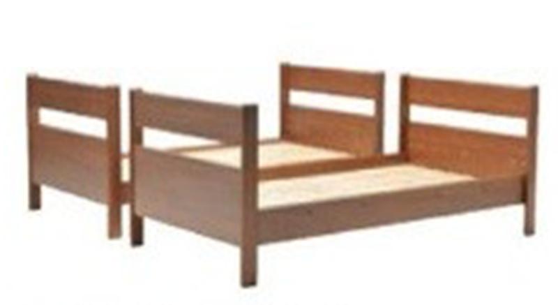 カスティナ2段ベッド シングルベッドとしても使用可