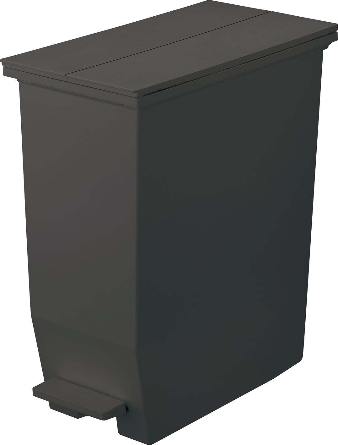 35L ブラック 扉閉じた状態