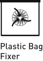 ブラスチックバッグ