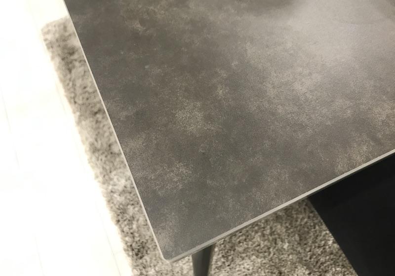 セラミック天板テーブル クオーツ