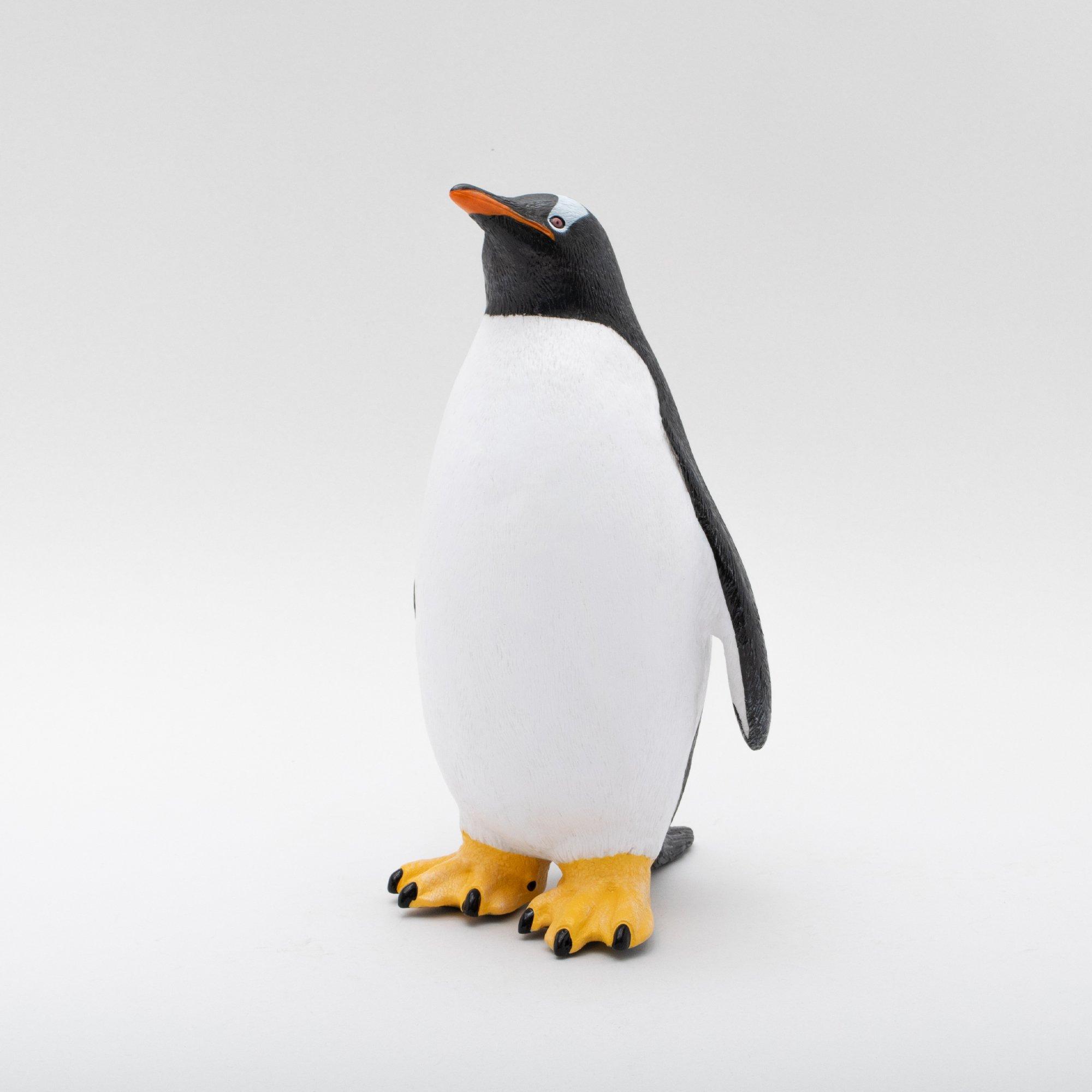 ジェンツーペンギン ビニールモデル