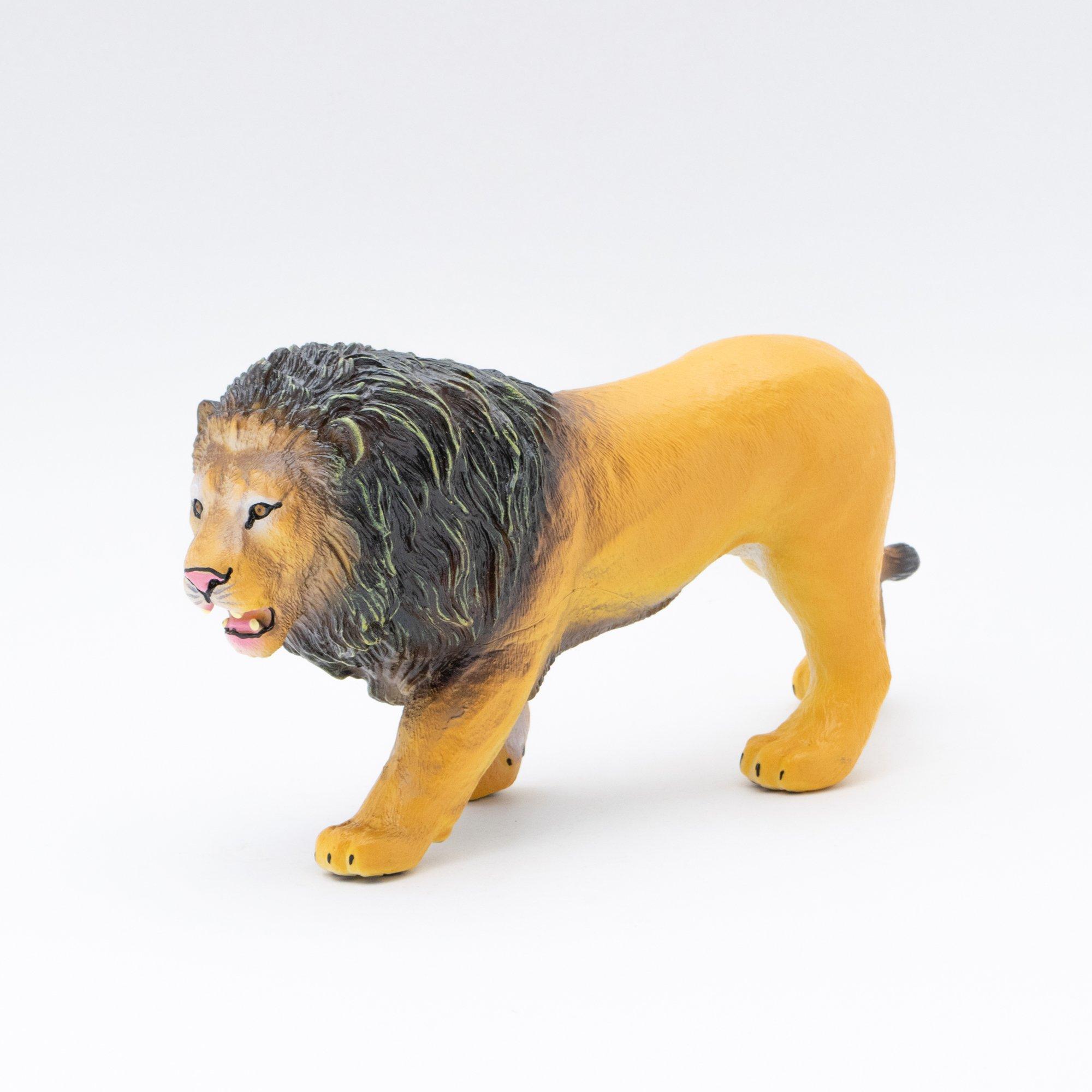 ライオン ビニールモデル