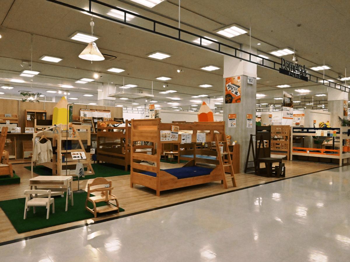 子供家具 2段ベッド